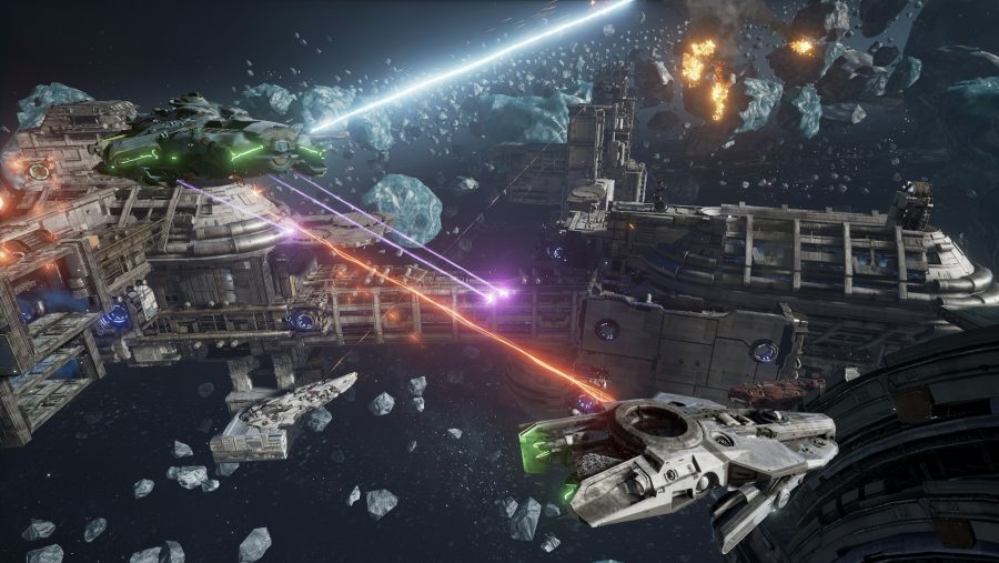 Free MMOs - Dreadnought