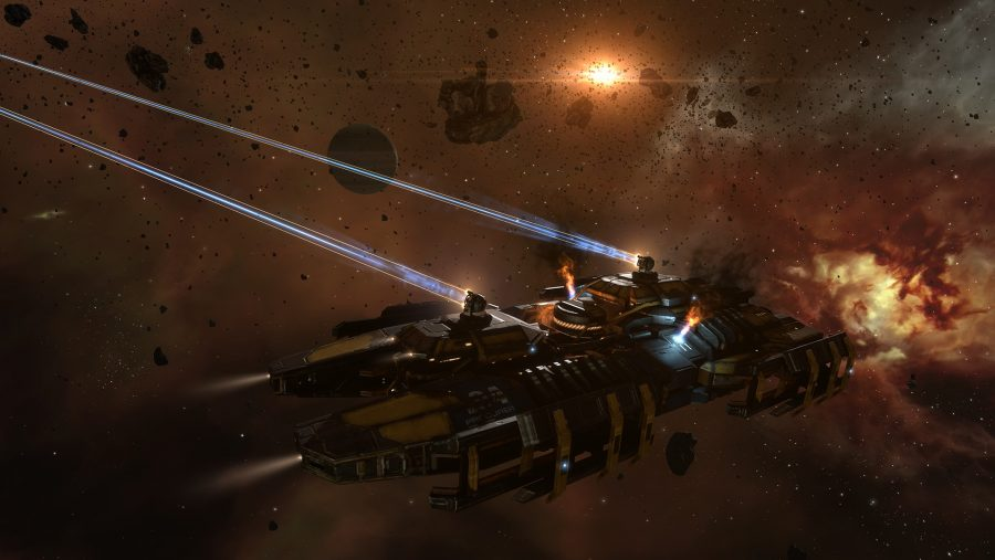 Free MMOs - Eve Online