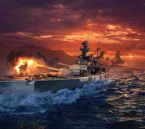 Comment télécharger World of Warship ?